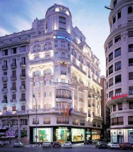 Hotel Plaza Valencia